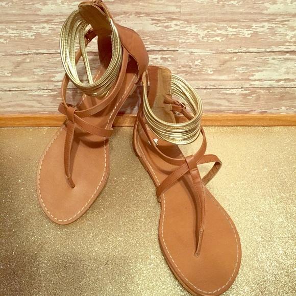 5c2b67674 bp Shoes - BP Gladiator sandals